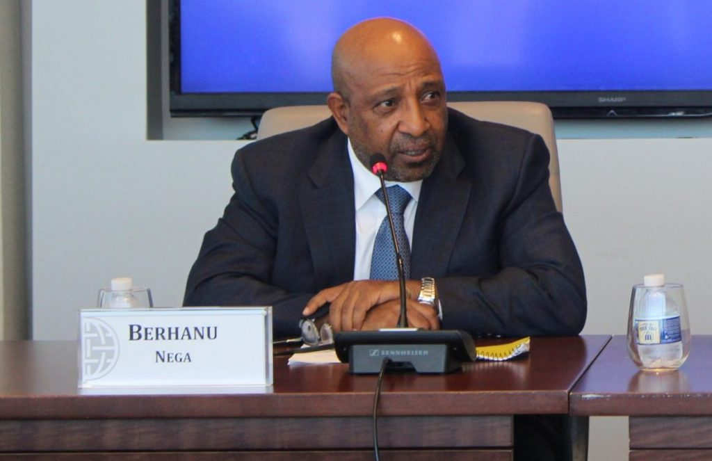 Dr. Berhanu Nega speaks on expectations for Ethiopia's upcoming elections