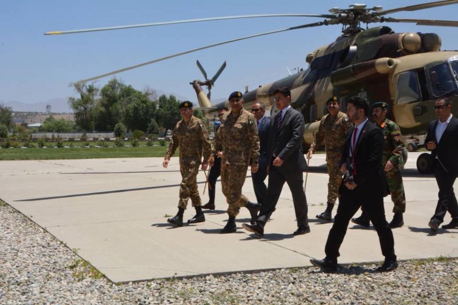 A house divided: Afghanistan neighbors' power play and regional countries' hedging strategies for peace