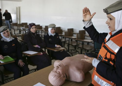Here's how Amman can boost women's workforce participation