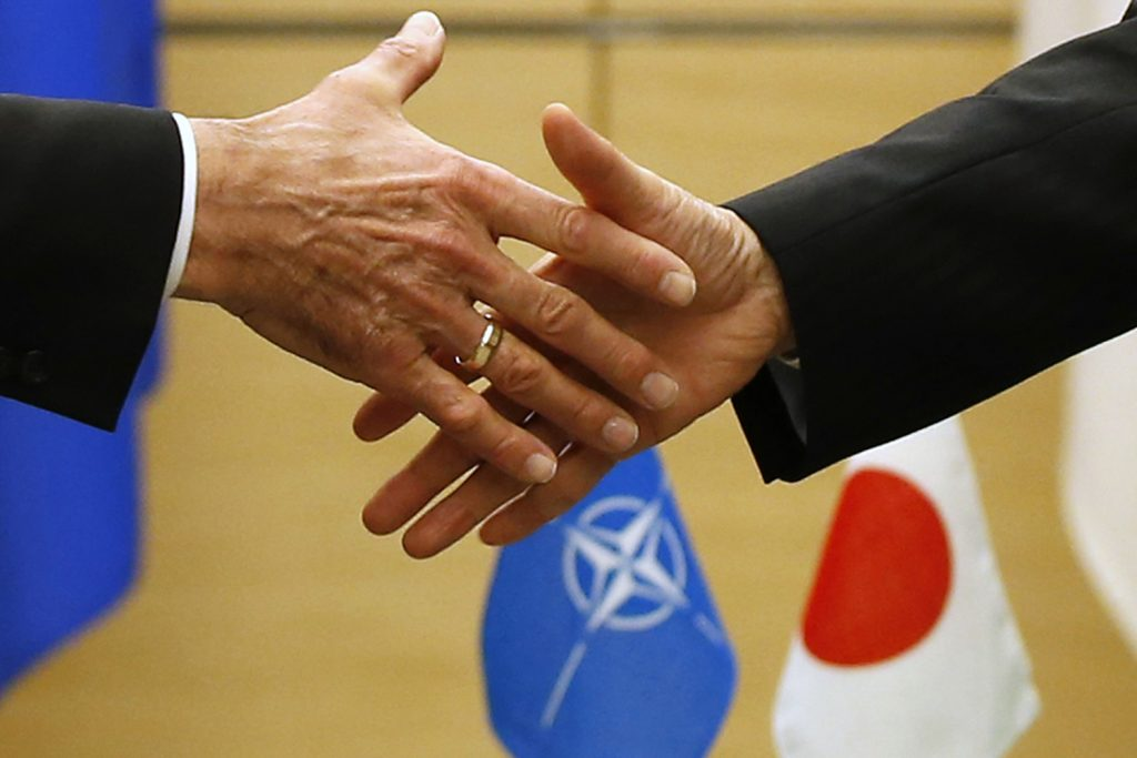 Opportunity knocks for NATO and its partners in the Asia-Pacific