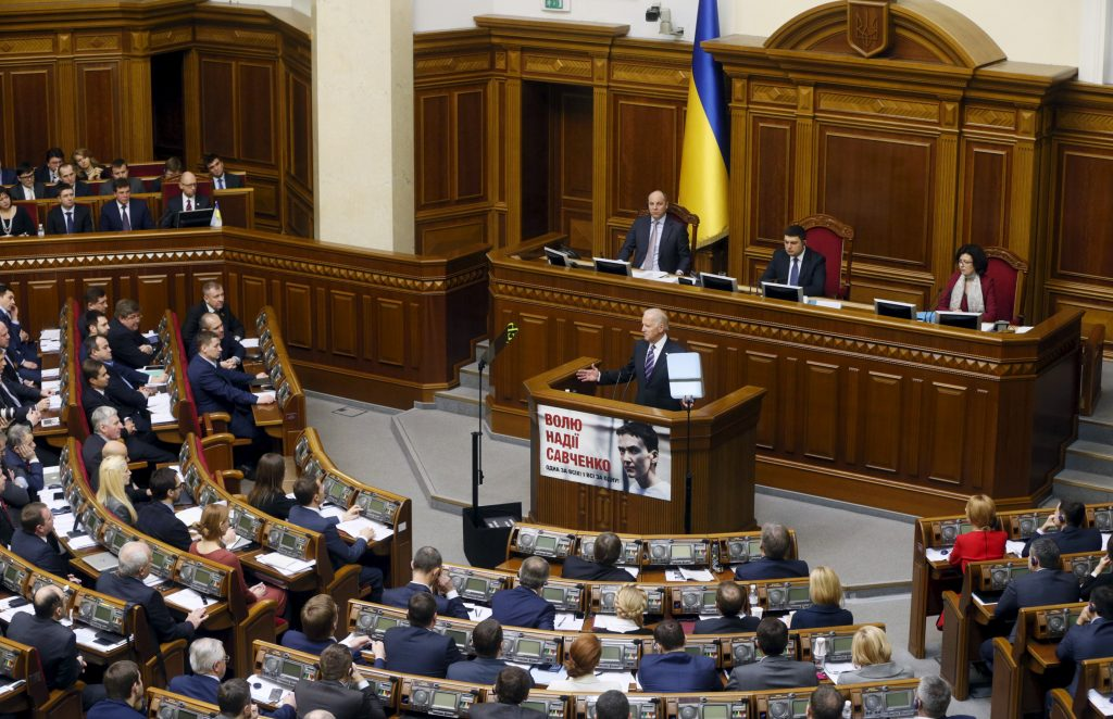 Biden and Ukraine: A strategy for the new administration