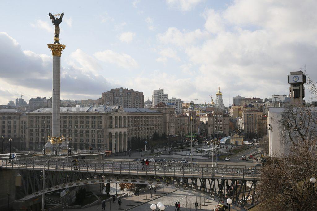 Maidan's metamorphosis mirrors Ukraine's national coming of age