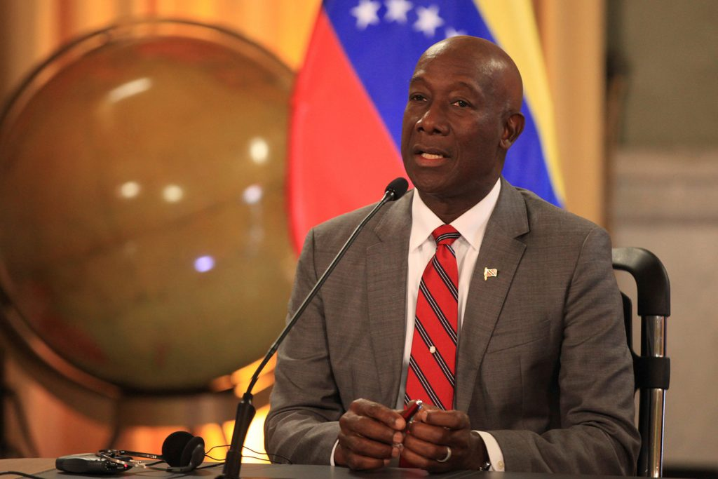 CARICOM chairman: It's time for a 'reset' in US-Caribbean relations
