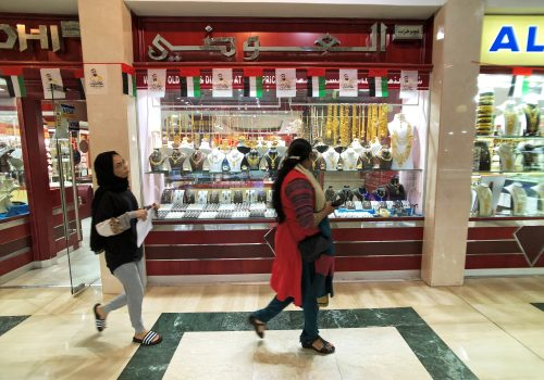 Saudi Arabia and the UAE are economic frenemies. And that's a good thing.