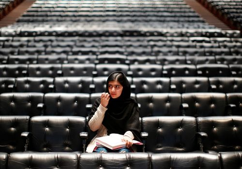 Malala Yousafzai: The pandemic is endangering long-term education for millions of girls