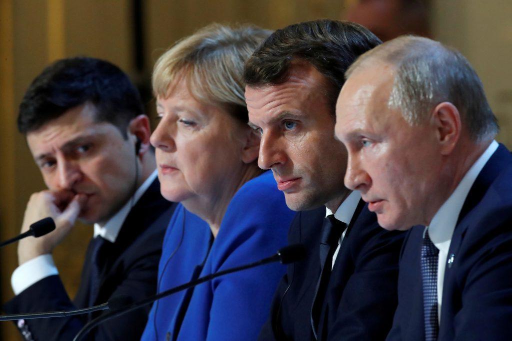 Putin plots Ukraine peace talks without Ukraine