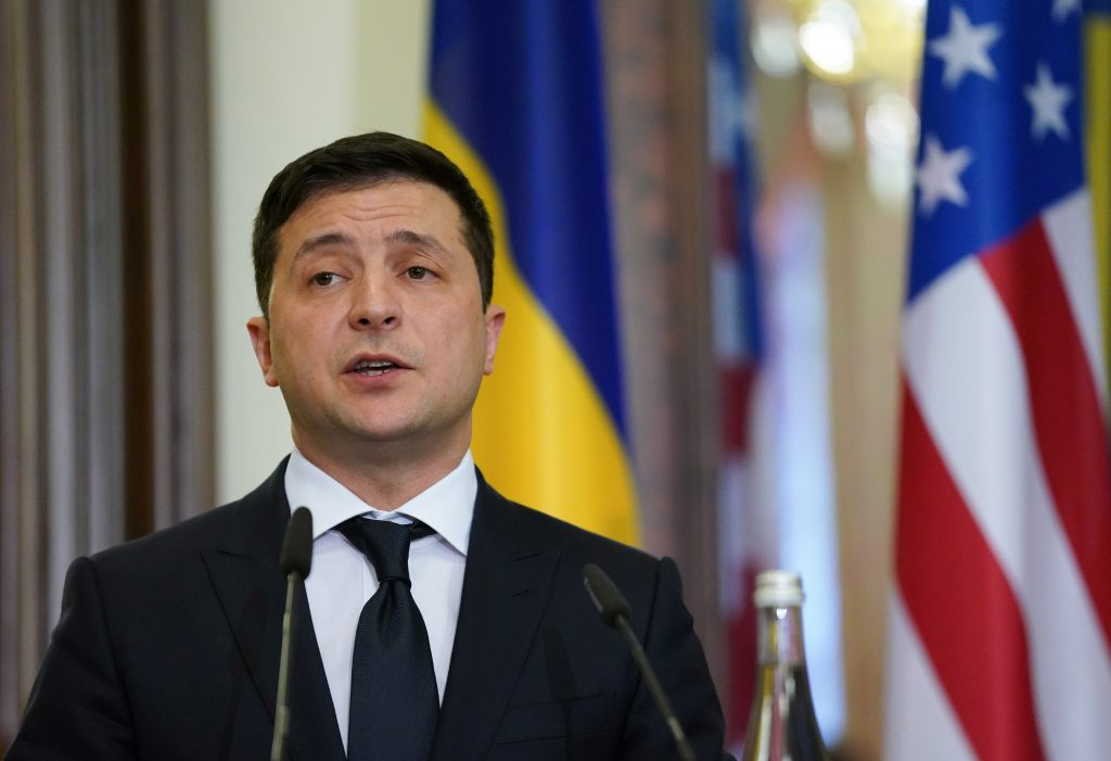 How Zelenskyy can improve the US-Ukraine relationship