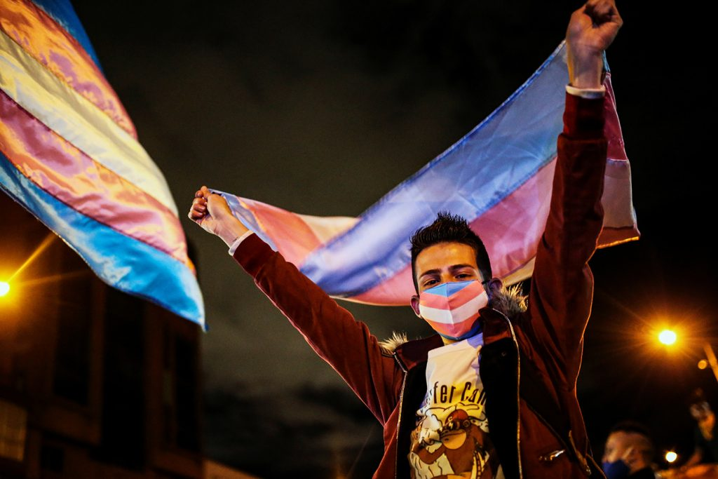 Protecting the world's trans population requires political representation