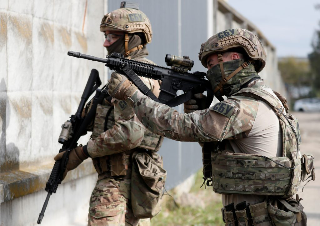 Getting Ukraine's security service reform right