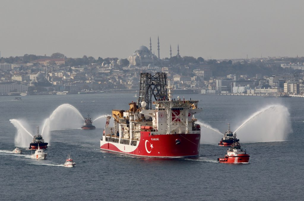 Why the Black Sea could emerge as the world's next great energy battleground