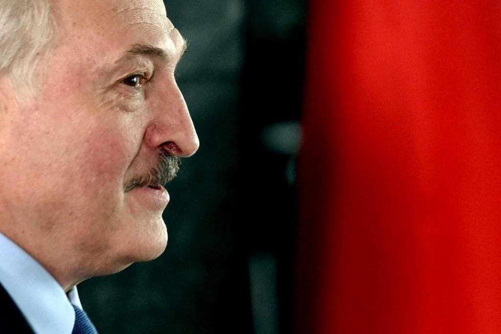 How do you sanction a problem like Lukashenka?