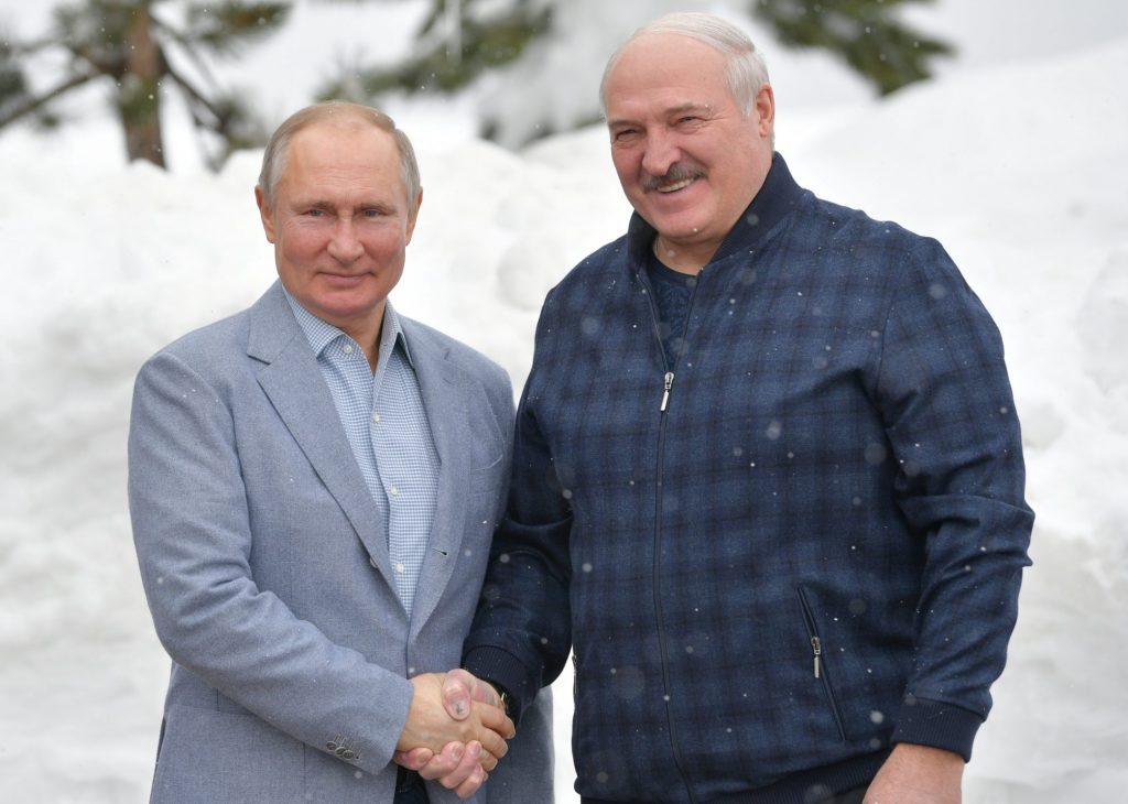 Soft annexation: Inside the Russian takeover of Belarus