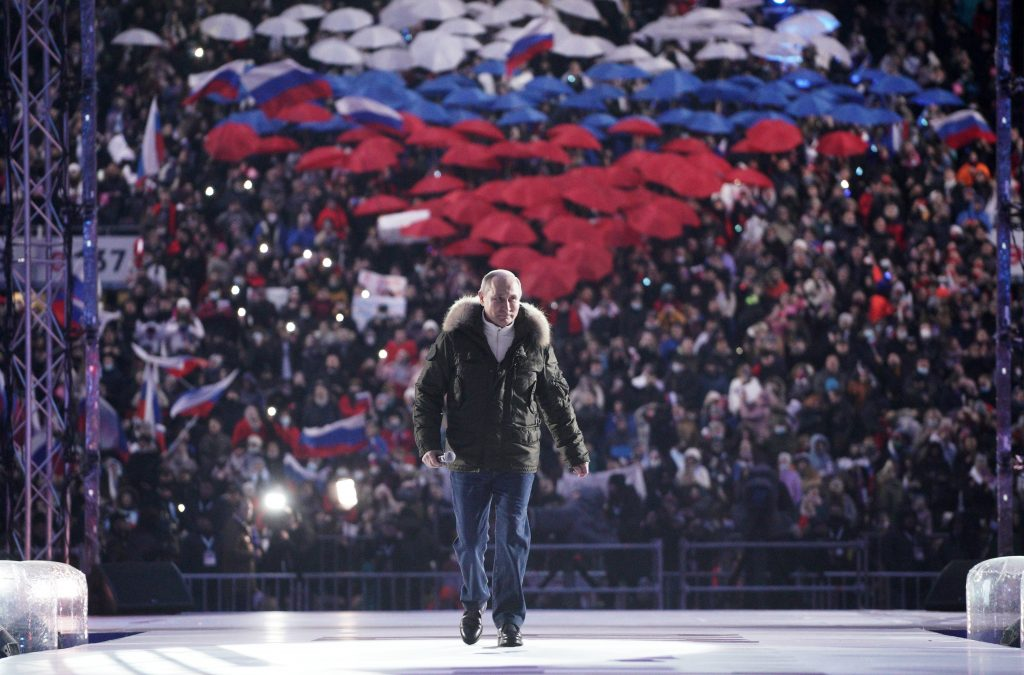 Vladimir Putin does not want peace with Ukraine