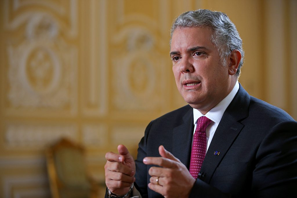 Transcript: After two centuries, the US-Colombia relationship is entering a 'new chapter'