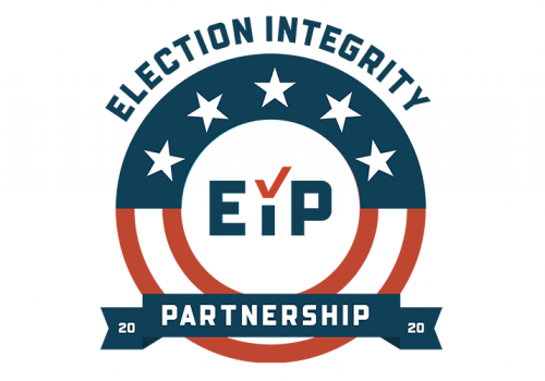 Election Integrity Partnership EIP banner