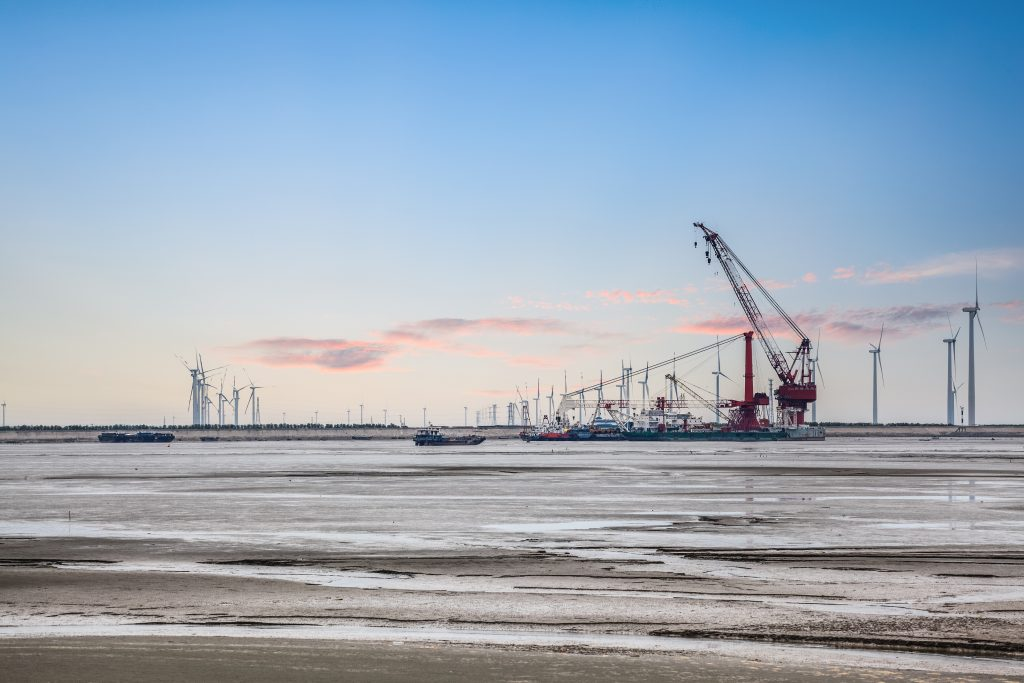 Offshore wind and labor union partnerships: a boon for an equitable green recovery
