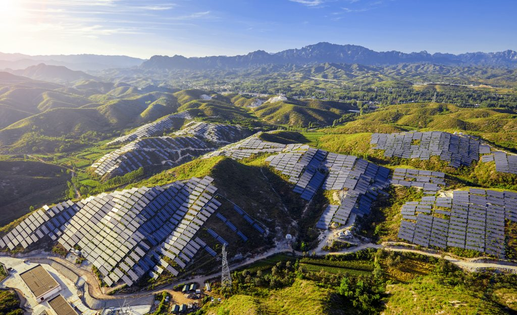 China's top-down economic and social reform to achieve carbon neutrality