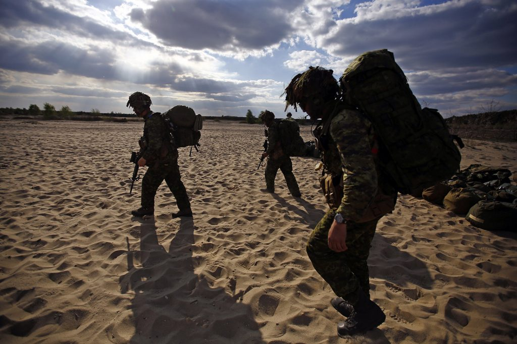 The new challenge for NATO: Securing a climate-changed world