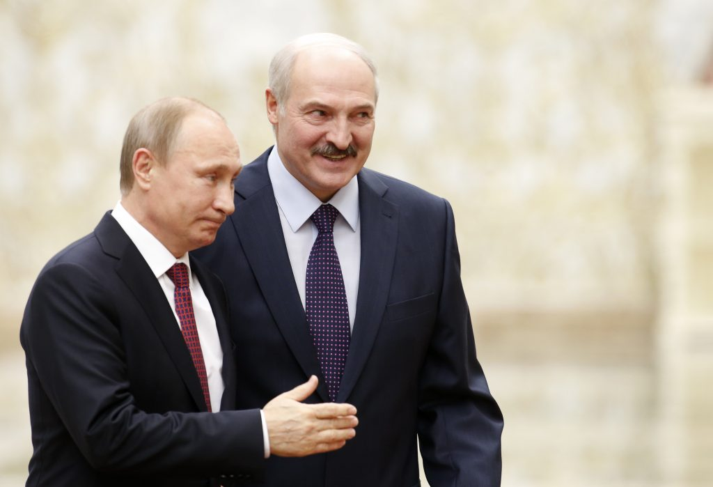 Ukraine rules out a return to Minsk peace talks as Putin tightens his grip on Belarus