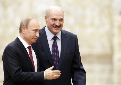 Backing Batka: Russia's strategic economic integration with Belarus