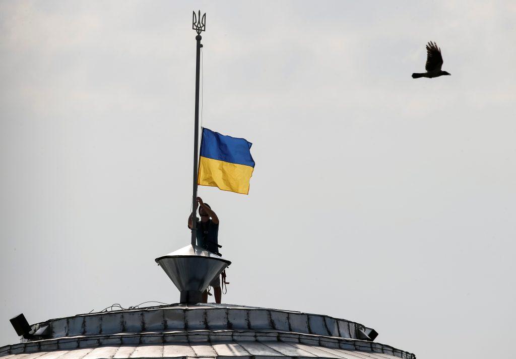 Ukraine's cultural revival faces political challenges