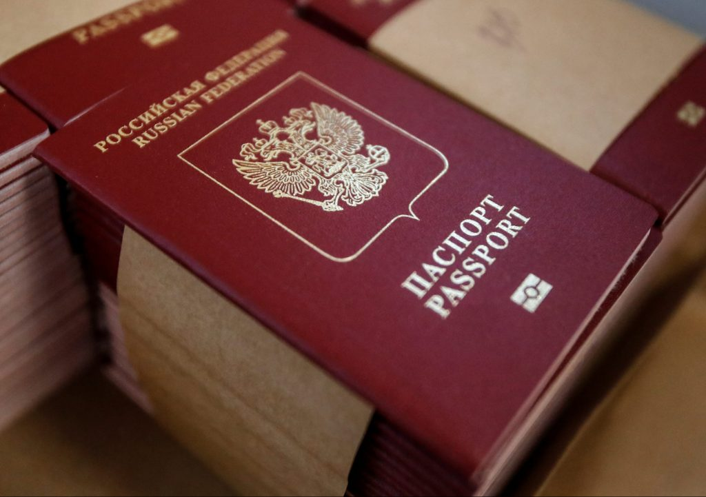 Russian passports: Putin's secret weapon in the war against Ukraine