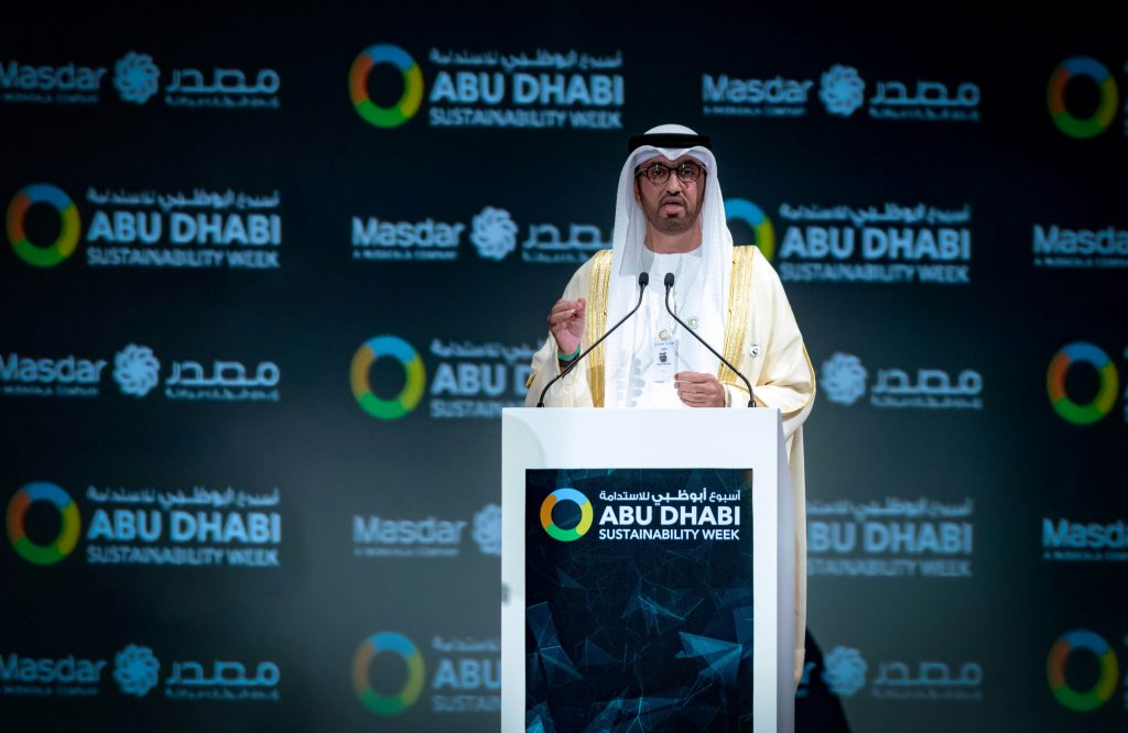 Climate diplomacy can help turn action into results: UAE minister