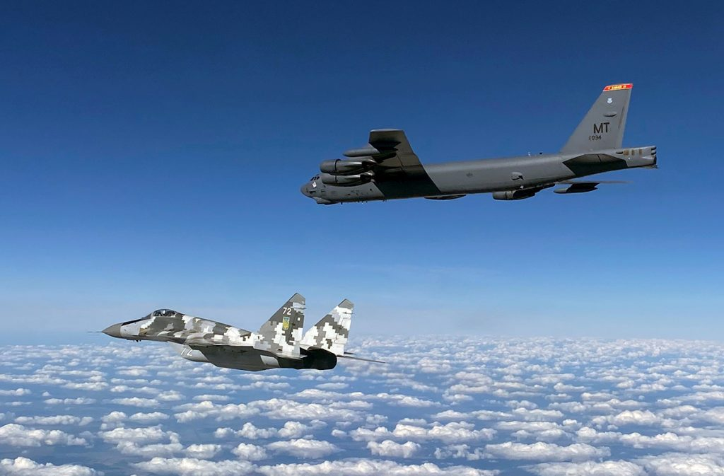 Upgrading Ukraine's Air Force could deter Russia