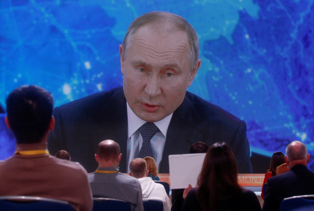 How Putin made the international media his unwitting accomplices