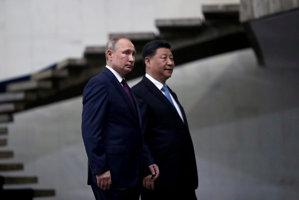 Why growing Chinese-Russian common cause poses Biden's nightmare