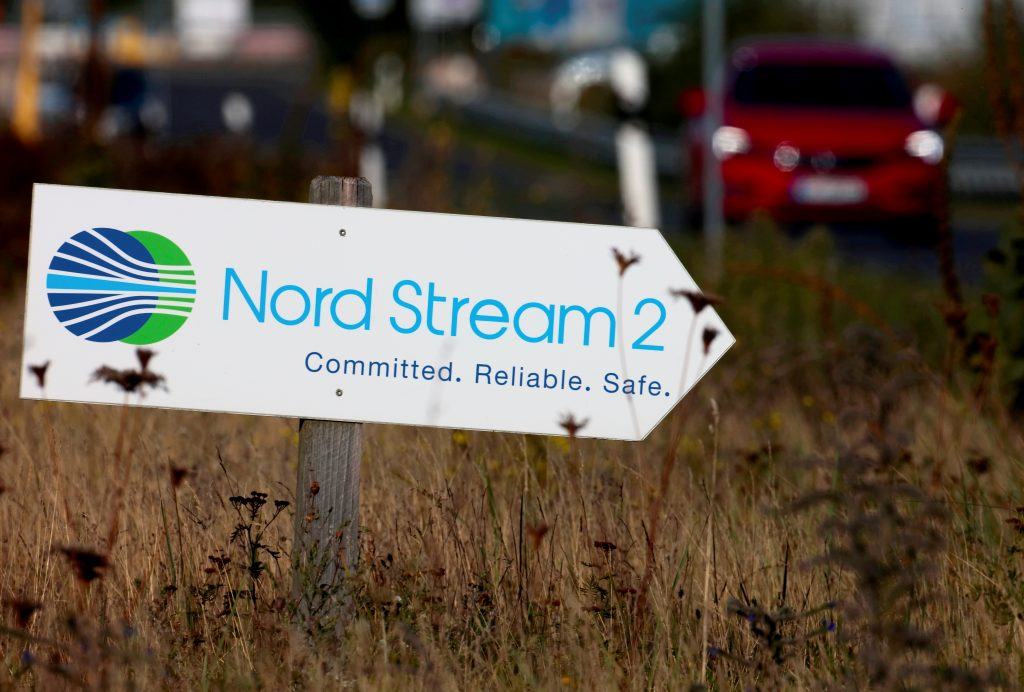 Nord Stream 2 threat: Ukraine and EU neighbors must expand border infrastructure