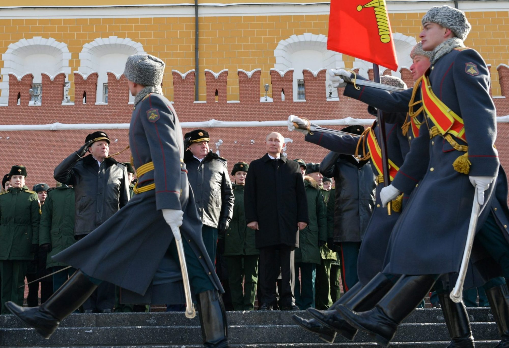 Putin's saber-rattling reflects Russian rage over the loss of Ukraine
