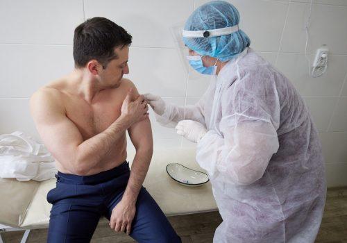 US vaccine diplomacy: Ukraine should be a priority