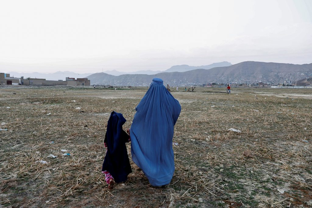 Hope amid a 'window of uncertainty' for Afghanistan