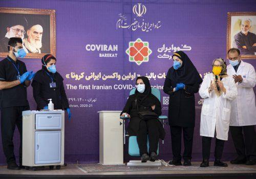 Rafik Hariri Center & Middle East programs