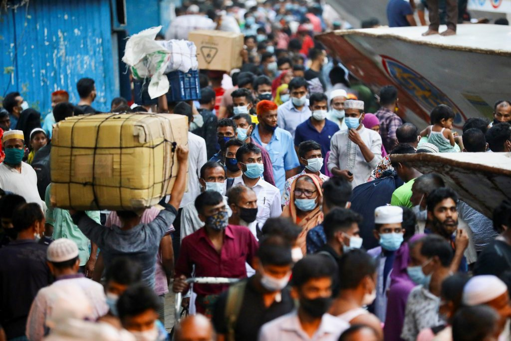 """Event recap: """"Post-pandemic South Asia: How the COVID-19 pandemic will affect Bangladesh's politics, economy, and healthcare"""""""