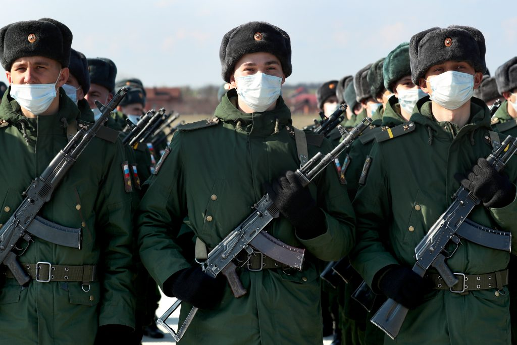 Belarus is the new front in Putin's war against Ukraine
