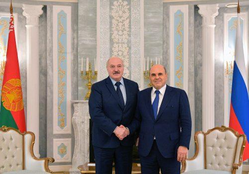Tensions mount between Belarus dictator and Kremlin