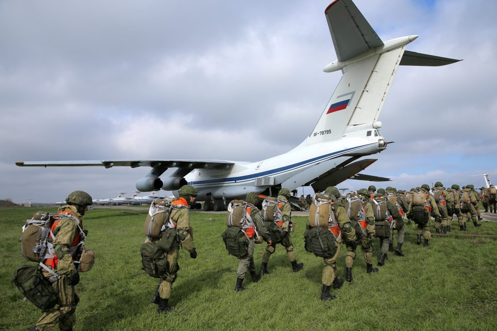 Putin withdraws troops but Russo-Ukrainian War continues