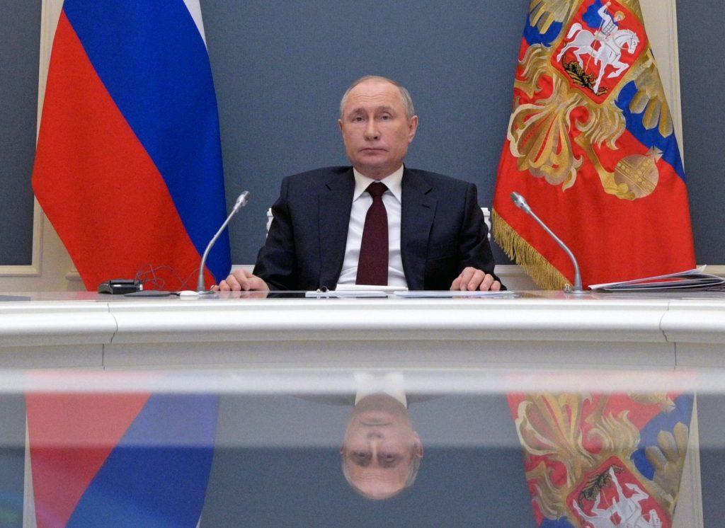 Putin's imperialism turns neighbors into enemies