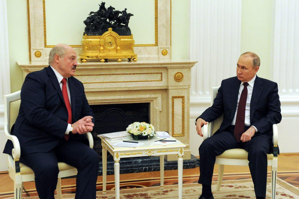 Lukashenka's succession gambit: Kremlin capitulation or power play?