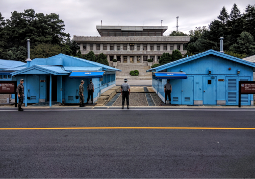 Korean DMZ Joint Security Area
