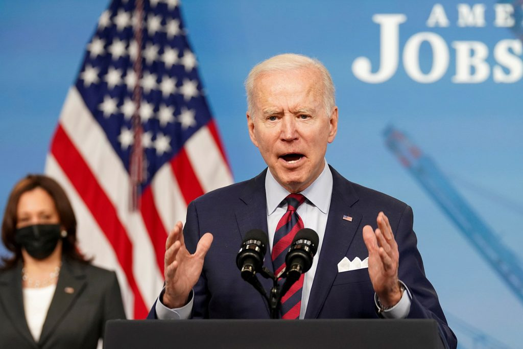 Biden's start reflects audacious domestic and global ambitions