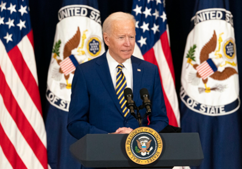 Without a trade strategy, Biden can't win the contest with China