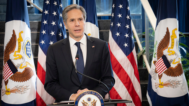 Rapid response: Secretary Blinken's April speech on climate