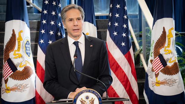 Rapid response: Secretary Blinken's April speech on climate
