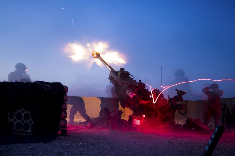 Photo: US Army Flickr
