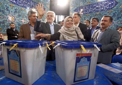 Supreme Leader directly intervenes in Iran's June vote