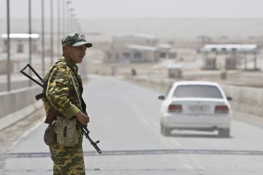 An Afghanistan at peace could connect South and Central Asia