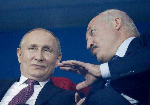 Axis of autocrats: Belarus dictator Lukashenka backs Putin's Ukraine war